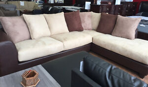 Brand new 2 pc sectional $1298 only + FREE DELIVERY in town!!!
