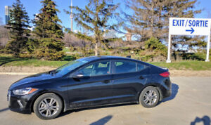 2017 Elantra GL, lease takeover, 24m, free maintenance+300$