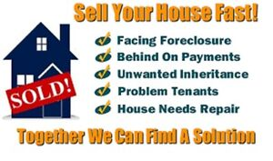 Are you facing Foreclosure? Home run down? Or Just want to sell