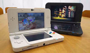 Looking for a New Nintendo 3DS (Regular or XL) w/ charger