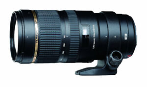 Tamron SP 70-200MM F/2.8 DI VC USD Telephoto Zoom Lens for Nikon