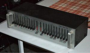 Vintage ADC Sound Shaper Two Equalizer EXCELLENT