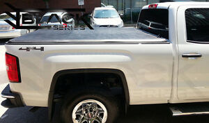Pick Up Truck | GMC Sierra Soft Trifold | Tonneau Cover