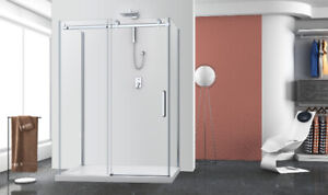 "Zitta Bellini Collection 60"" shower sliding door DOOR ONLY"