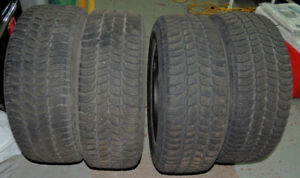 225/60/R 1 6   97  H  M+S  Radial Techno Ultra Traction
