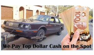 ⚡WE BUY CARS FOR CASH - JUNK CARS - JUNK CARS- OLD CARS- ⚡