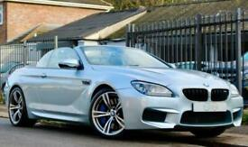 image for 2014 BMW M6 4.4 M DCT (s/s) 2dr Convertible Petrol Automatic