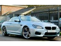 2014 BMW M6 4.4 M DCT (s/s) 2dr Convertible Petrol Automatic