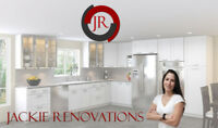 ⭐***‍ FEMALE  RENOVATIONS**** ‍IKEA-TILING-CARPENTRY