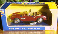 1955 507 Bmw Die cast model , New in the box.  Size 1/24 scale.