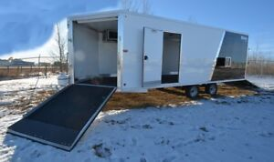 2018 Mission Trailers 101 X 22 DL-H-LM
