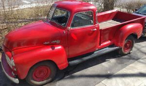 1949 GMC F-150 Classic Five Window Pickup Truck