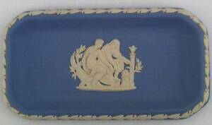 Wedgwood Pin Tray in Pale Blue - vintage Carindale Brisbane South East Preview