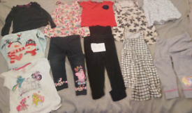 Girls clothes bundle 4~5 years old