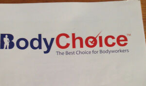 Body Choice Massage Table for Sale; Brand New, Never Used