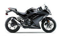 Ninja 300 - LOW PRICE - your perfect first sports bike!