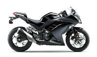 Ninja 300 - LOW PRICE - your perfect first sports bike!