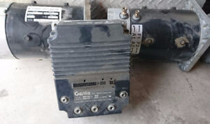 Genie Electric Drive Motors And Motor Controller