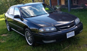 2004 Chevrolet Impala SS Sedan Indy 500 Special Edition