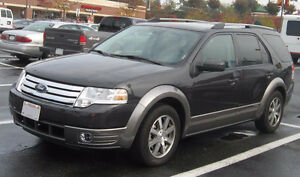 2008 Ford Taurus Wagon