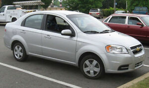 2007 Chevrolet Aveo AS IS!!