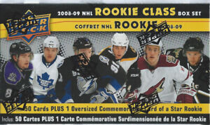 2008-09 UD Rookie Class Hobby Set (Box) (50 cards)