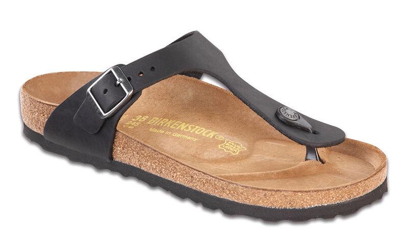 birkenstock sandale zehentrenner riemchensandale gesundheitsschuh ebay. Black Bedroom Furniture Sets. Home Design Ideas