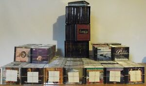 "CD Collection - Music from the 40's, 50""s, 60's and 70's"