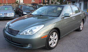 Lexus ES330***146k km and all possible options***must be seen