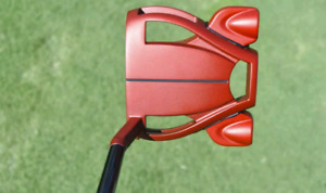 Taylormade Spider Tour Jason Day Red with black sight line