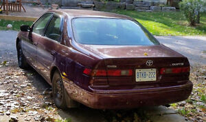 1998 Toyota Camry CE w Summer and Winters Kawartha Lakes Peterborough Area image 3