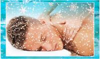 Un massage chaud pour mettre l'hiver K-O