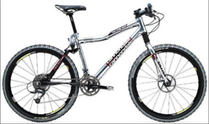 Cannondale Scalpel 2000 mountain bike