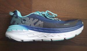 Hoka Bondi 5 size 8 women's running shoes