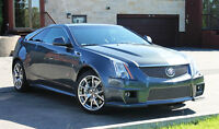 2011 Cadillac CTS V Coupe 556HP 6.2L Supercharged