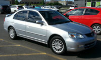 2003 ACURA EL PREMIUM - IMMACULATE CONDITION - ONLY 128,000 KM!