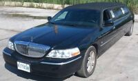 2007 Lincoln Town Car w/Limousine Builders Pkg Other