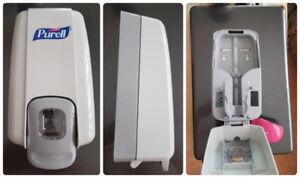 Purell Hand Cleaner Dispenser
