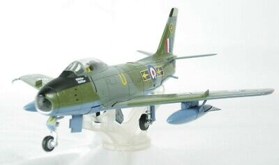 """2005 Corgi Diecast Aircraft Model """"Canadair CL-13A Sabre Mk.4"""" 1:72 Scale  MIB"""