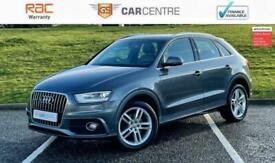 2013 Audi Q3 2.0 TDI [177] Quattro S Line 5dr S Tronic ESTATE Diesel Automatic