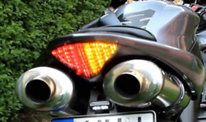 Yamaha R1 Integrated LED Tail Light - NEW in box.