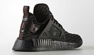 NMDS XR1 all black size 8.5