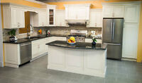Solid wood kitchen cabinet , Grand promotion , starts at $2199