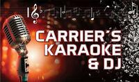 Carrier's Karaoke & DJ
