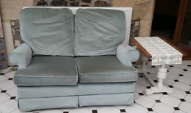 Rare Parker Knoll 2 seater sofa 1980s/1990s