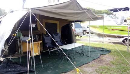 Offroad Customline Camper Trailer