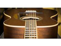 Guitar, bass & ukulele lessons with M Barraclough BA (Hons)