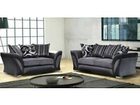 🎄🎄PREMIUM QUALITY🎄SAME DAY CASH ON DELIVERY🎄BRAND NEW DOUBLE PADDED SHANNON CORNER OR 3 & 2 SOFA