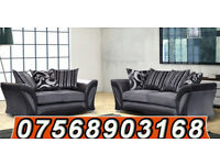 SOFA OFFER this week only brand new shannon 3+2 sofa dfs style DELIVERED THIS WEEKEND 5582