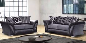 💖BEST SELLING SOFAS💥CHRISTMAS OFFER/Brand New❋SHANNON Corner❋3 + 2 Sofa in 2 COLORS💖2-SIDE corner